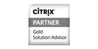 Logo für Citrix Gold Solution Advisor