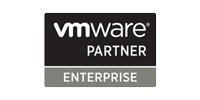 Logo für VMware Enterprise Partnerschaft