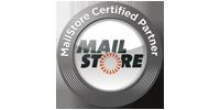 Logo für Mailstore Certified Partnerschaft