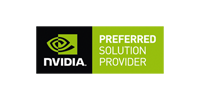 Logo für NVIDIA Preferred Solution Provider Partnerschaft