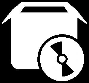 Icon für die Darstellung von Software & Lizenzen