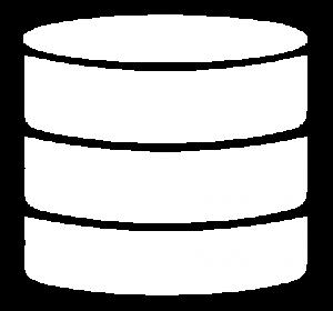 Icon für die Darstellung der Storage-Lösungen im Bereich Projekte