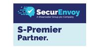 Logo für SecurEnvoy Premier Partnerschaft