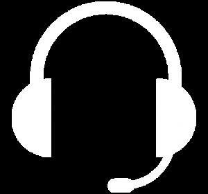 Icon für Service & Support