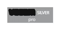 Logo für Veeam Silver Pro Partnerschaft