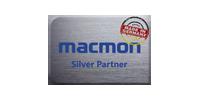 Logo für macmon Silver Partnerschaft