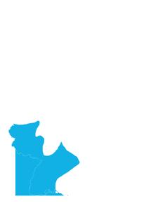 Landkarte Deutschland Vertriebsteam Südwest