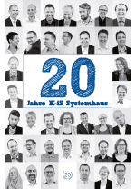 Download der Broschüre 20 Jahre K-iS Systemhaus