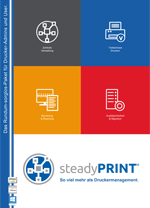 Download des steadyPRINT Datenblattes