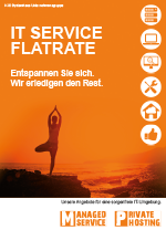 Download des Datenblattes zu Full Managed Service