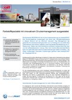 Download der Success Story CHT Switzerland AG