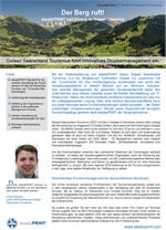 Download der Success Story Gstaad Saanenland Tourismus