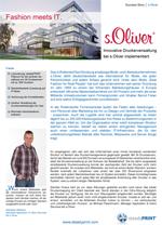 Download der Success Story s.Oliver
