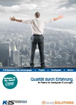 Download der K-iS Systemhaus Unternehmensbroschüre