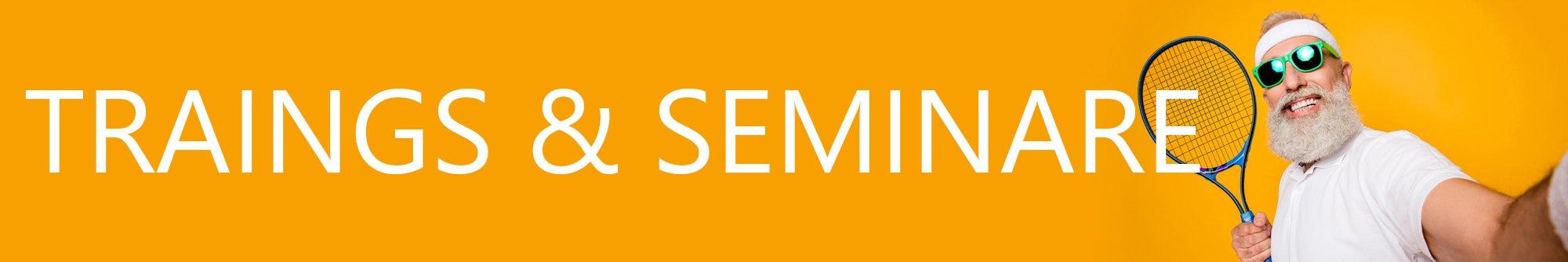 Trainings & Seminare