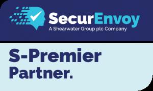 Logo für S-Premier Partner von SecurEnvoy