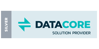 Partnerlogo Datacore Solution Provider