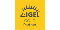 Logo IGEL Gold Partner