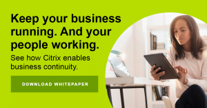 Whitepaper Business Continuity